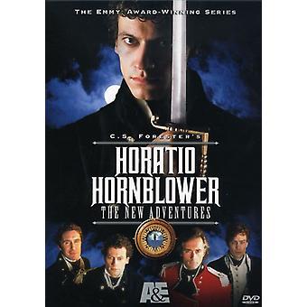 Horatio Hornblower-novas aventuras [DVD] EUA importar