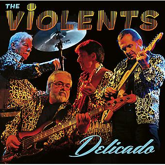 Violents - Delicado [CD] USA importeren