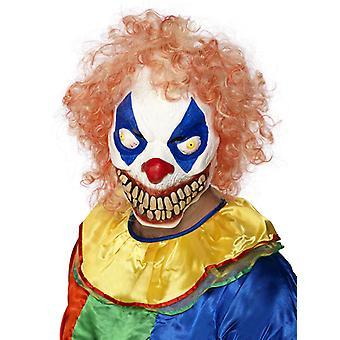 Maska klaun děs klaun klaun Grinč