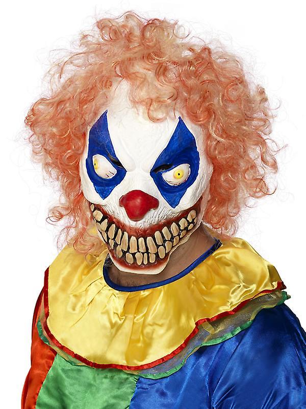 Halloween Masker Maken.Clownmaske Horror Clown Clown Masker Maken