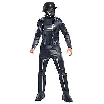 Død Trooper Deluxe Star Wars kostume voksen