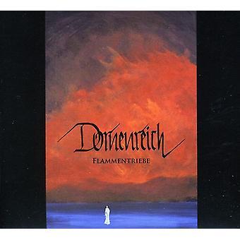 Dornenreich - Flammentriebe-Digipak [CD] USA import