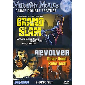Midnight Movies - Midnight Movies: Vol. 7-Crime Double Feature [DVD] USA import