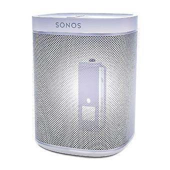 Vebos seinäkiinnike Sonos Play 1 valkoinen