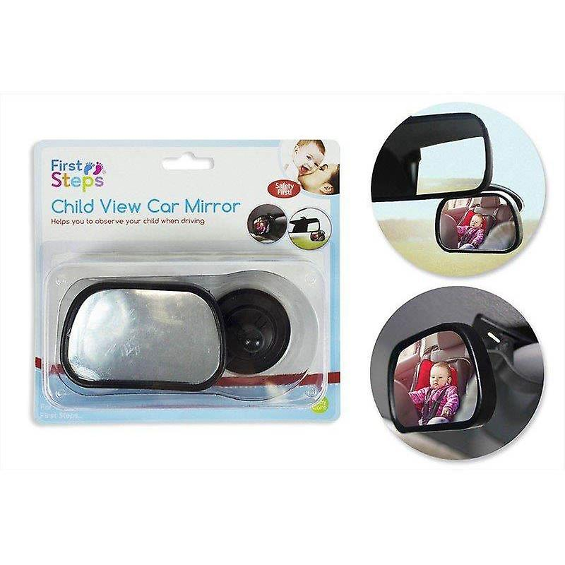 First Steps Child View Car Mirror