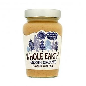 Whole Earth - Peanut Butter - Organic Smooth 340g