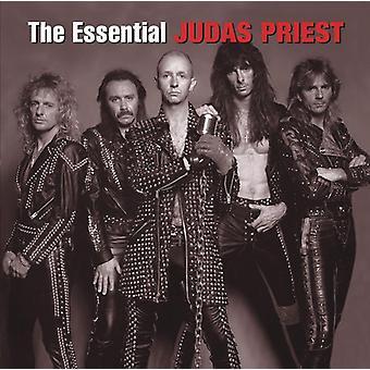 Judas Priest - väsentliga [CD] USA import