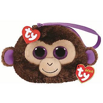 TY Beanie Boo schoudertasje - kokos de aap