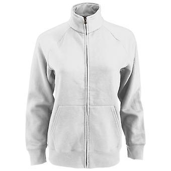 Vrucht van de Loom dames/Lady-Fit Womens Fleece Sweater Vest