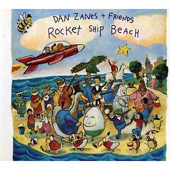 Dan Zanes & Friends - Rocket Ship Beach [CD] USA import