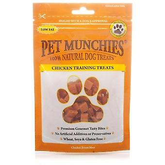 Pet Munchies Dog Training Treats Chicken 50g