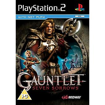 Gauntlet Seven Sorrows (PS2) - New Factory Sealed
