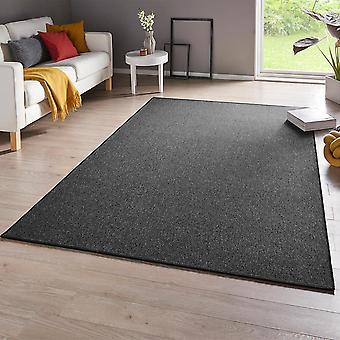 Carpet casual grey uni-mix fine loops