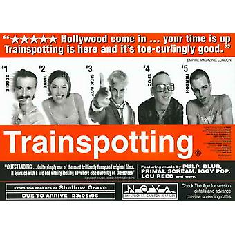 Trainspotting Movie Poster (11 x 17)