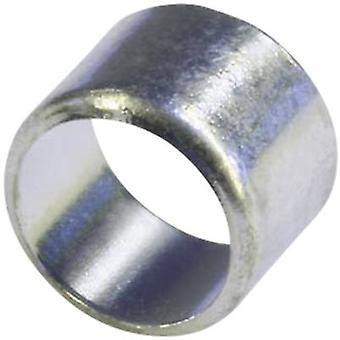 محمية فيرولي لتوصيل المكونات CAT5e، عدد دبابيس مستقيمة: 8P8C و-235-205-L الفضة BEL pc(s) ستيوارت الموصلات و-235-205-L 1