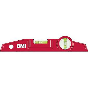 BMI 689025 TM Spirit level 250 mm 0.5 mm/m