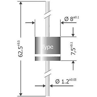 Diotec Si Gleichrichter P1000K P600 800 V 10 A