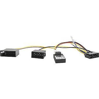 AIV 41C883 ISO-autoradio kabel (actief) compatibel met: Mercedes Benz