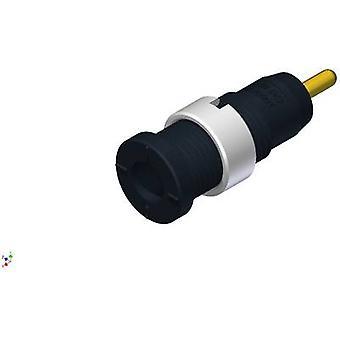 SKS Hirschmann MSEB 2630 S tomada Au segurança 1,9 soquete, diâmetro do pino vertical vertical: 2mm preto 1 computador (es)