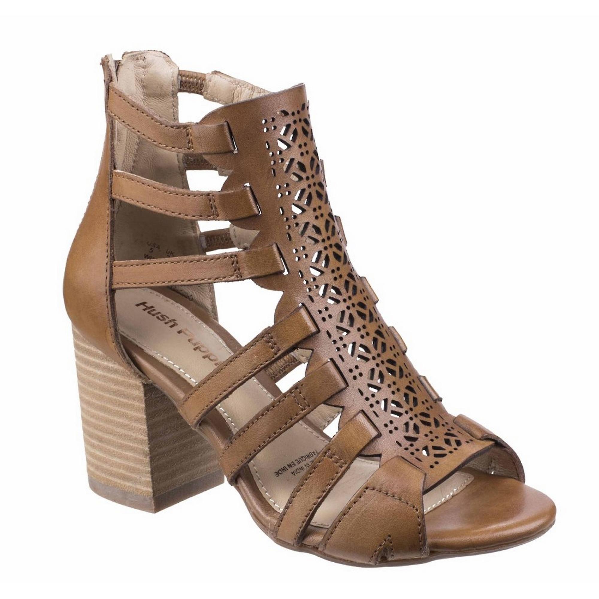 Hush Puppies Womens/dames Malia Baja Leather Sandals