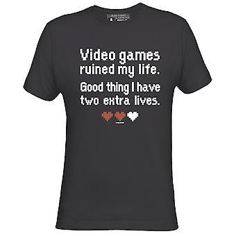 Video giochi rovinato la mia vita t-shirt