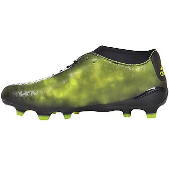 adidas Performance Mens adizero Malice Firm Ground Rugby Boots - Black Yellow