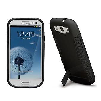 Case-Mate - Pop! 2 Case for Samsung Galaxy S III - Black