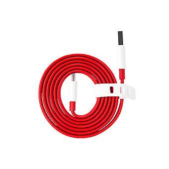 ONEPLUS 150cm Dash töltés típus-C lapos kábel 4A USB gyors töltőkábel