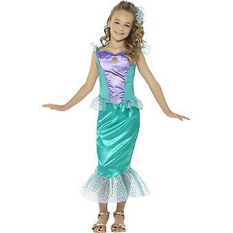 Deluxe Denizkızı Kostümü
