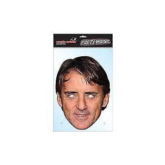 Mask-arade Roberto Mancini Mask