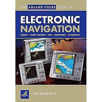 Adlard Coles livro de navegação eletrônica