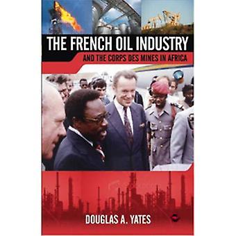 Franse olie-industrie en het Corps des Mines in Afrika, het