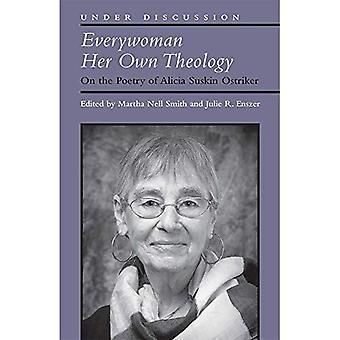 Everywoman haar eigen theologie: op de poëzie van Alicia Suskin Ostriker (besproken)