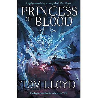 Prinses van bloed: boek twee van de God fragmenten (God fragmenten)