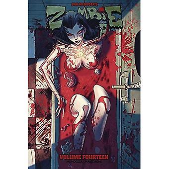 Zombie Tramp Volume 14: Redeemer Born
