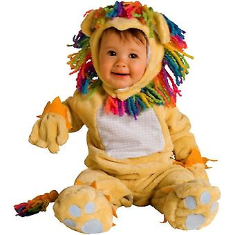 Bright Lion Costume