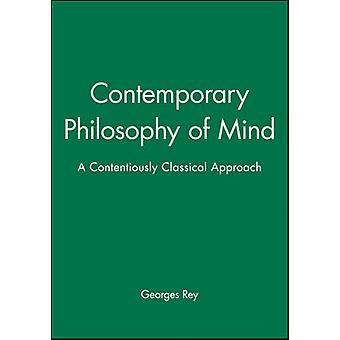 Contemporary Philosophy of Mind 16381651 by Rey & Georges