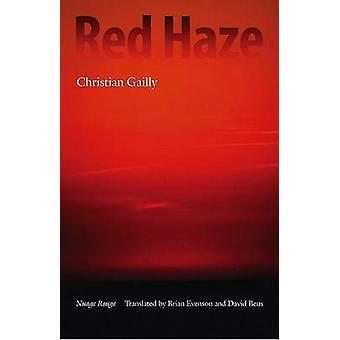 Haze rouge de Gailly & Christian