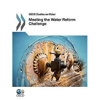 Études de l'OCDE sur l'eau, relever le défi de réforme de l'eau par la publication de l'OCDE