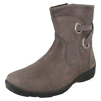 Ladies EasyB Ankle Boots Reims 78484G