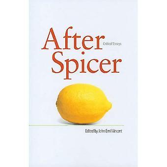 Na Spicer: Critical Essays