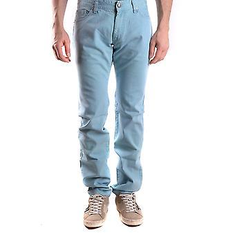 Gant Ezbc144020 Män's Ljusblå Jeans