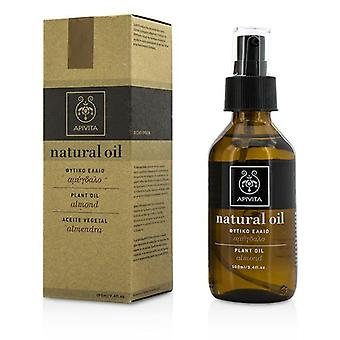 Natural Oil - Almond Plant Oil - 100ml/3.4oz