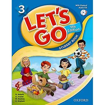 Let's Go - 3 - Student Book with Audio CD Pack (4th Revised edition) by