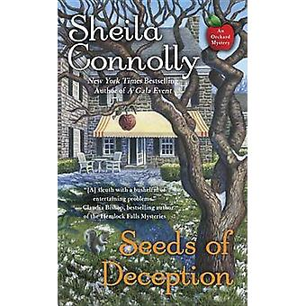 Seeds of Deception by Sheila Connolly - 9780425275825 Book