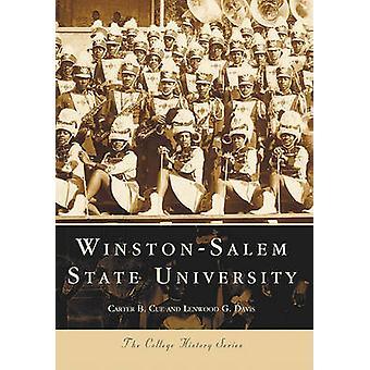Winston-Salem State University (College History) by Carter Cue - 9780
