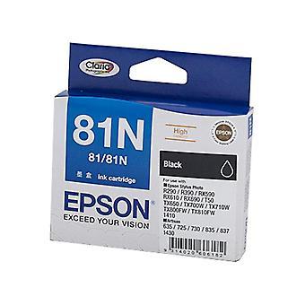 Carrello inchiostro nero Epson 81N HY