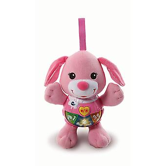 VTech Little Singing Pink Puppy