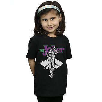 DC Comics Girls Joker Pose camiseta