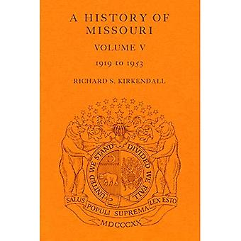 Storia del Missouri 1919-1953